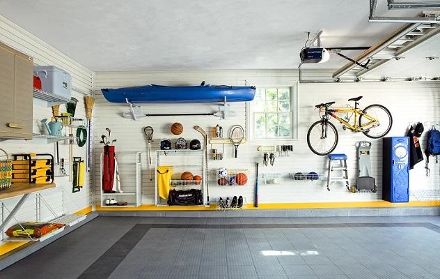 5 idee per organizzare al meglio il proprio garage